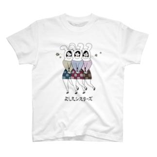 よしえシスターズ T-shirts