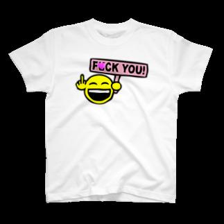 JOKERS FACTORYのF●CK YOU T-shirts