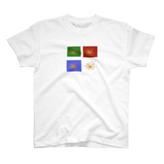 蠢きの四面楚歌 T-shirts