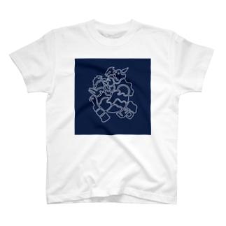 さまー T-shirts