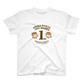 すずめだいきち1st Anniversary T-shirts