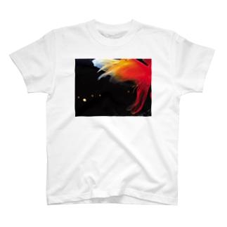 金魚季 シリーズ  T-shirts