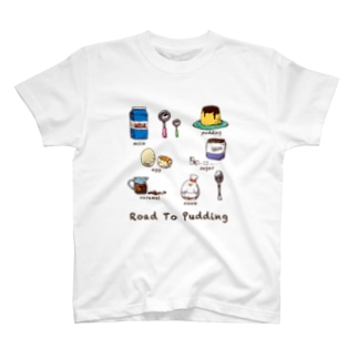 Road To Pudding T-shirts