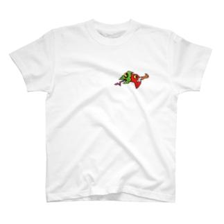 ギョロギョロヒリヒリ T-shirts