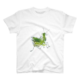 カマキリT T-shirts