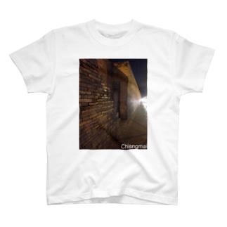 タイの城壁 T-shirts