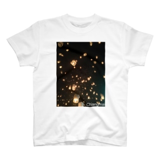 タイのコムローイ祭り T-shirts