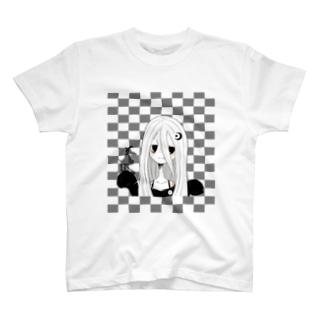 魔法少女(各種色有) T-shirts