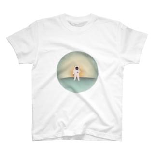 宇宙飛行士 T-shirts
