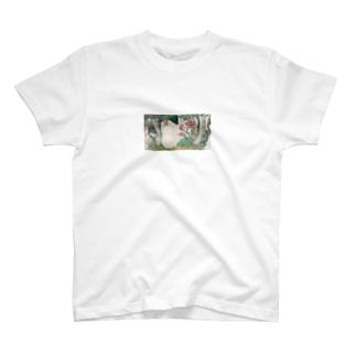 泣くなよ T-shirts