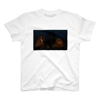 死者の島 T-shirts
