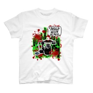 call no.1 T-shirts