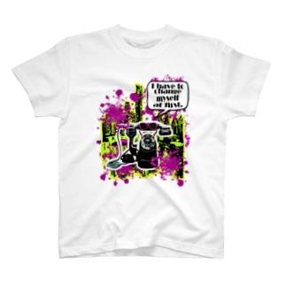 call no.3 T-shirts