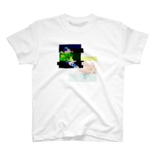 w/b T-shirts