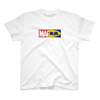 マーベル × イケア T-shirts