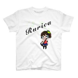 るりかちゃん T-shirts