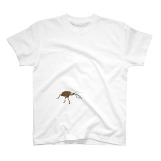 シギゾウムシだぞ! T-shirts