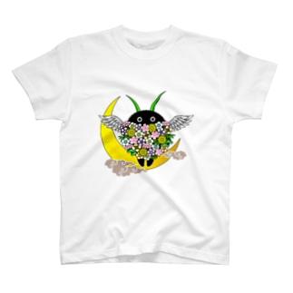 フラワーモンスター T-shirts