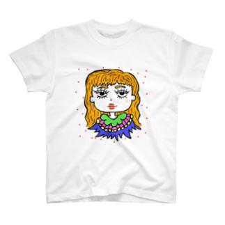 ツキちゃん T-shirts