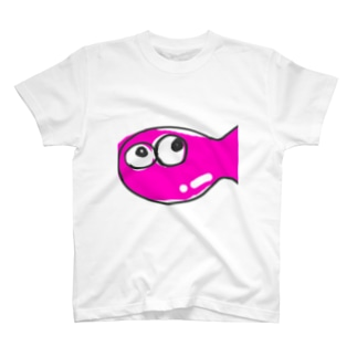 4人そろうと消える[1] T-shirts