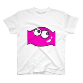 4人そろうと消える[3] T-shirts