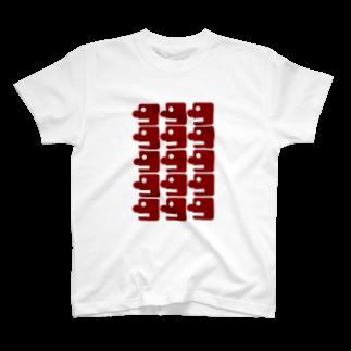 OLI86のMy Mother 1 T-shirts