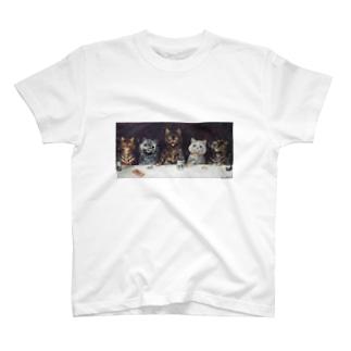 ルイス・ウェイン『 バチェラー・パーティー 』 T-shirts