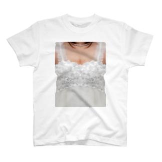 誰でも花嫁 T-shirts