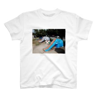 公園動物園 T-shirts