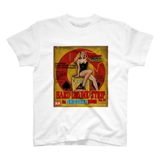 静岡HDS 10th記念 Tシャツ T-shirts