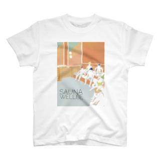 sauna sauna T-shirts