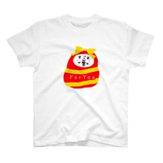 だるま。ForYou T-shirts