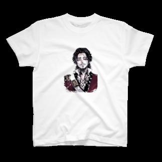 papaparaのホセさん T-shirts