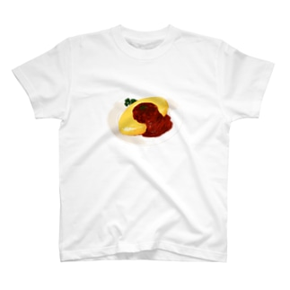 オムレツ T-shirts