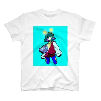 お祭りの魔法使い T-shirts
