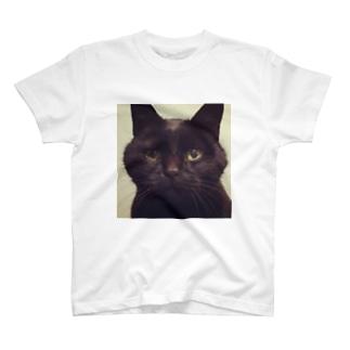 丸顔 林檎 T-shirts