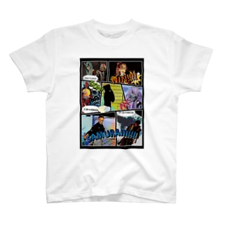 忍者陽炎~アメコミversion1~  T-shirts