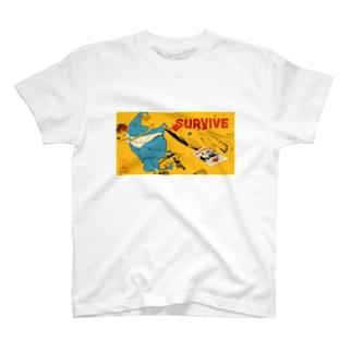 SURVIVE!! #2 T-shirts