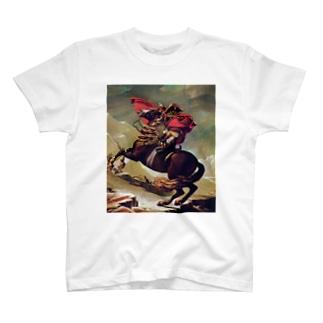 ニャポレオン T-shirts