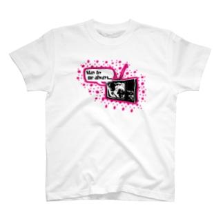 ラブロマンス♯1 T-shirts