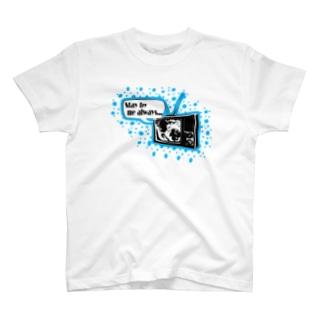ラブロマンス♯2 T-shirts
