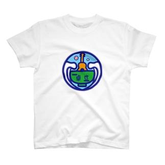 パ紋No.3399 卓也 T-shirts