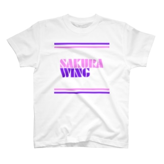 SAKURA WING T-shirts