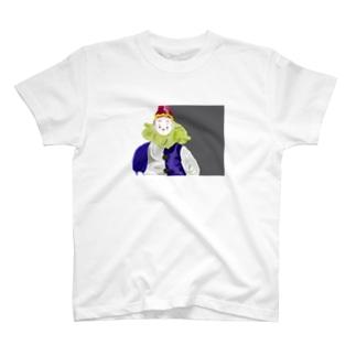 ピエロくん(号泣) T-shirts