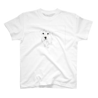 いじめられワンワン(泣) T-shirts