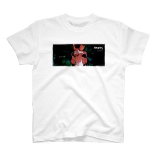 宍戸あくろ/vtuberの宍戸あくろTシャツ38 T-shirts
