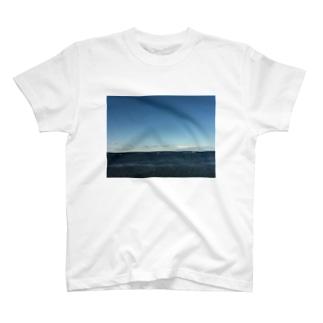 ラストブルー2 T-shirts