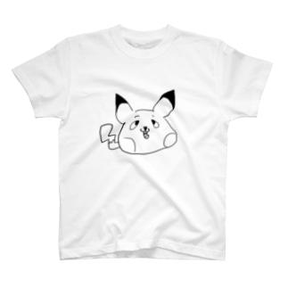 ぴかぴーか T-shirts