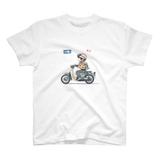 リトルカブ  女子 T-shirts