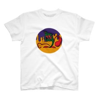 食人植物くん  T-shirts